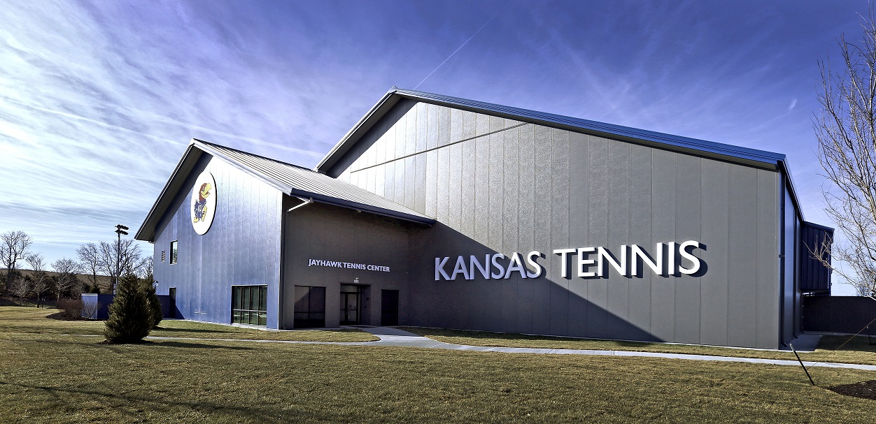 univerity-of-kansas-jayhawk-tennis-center